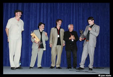 New Line Up grand vainqueur du Tremplin 2011