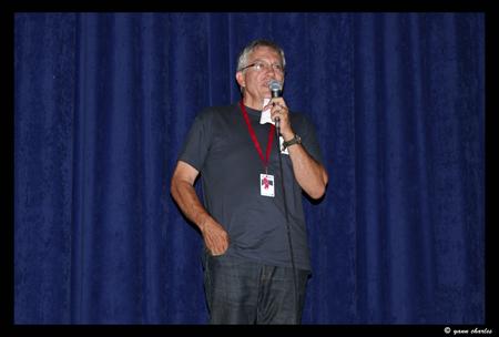 Jean Guillermo présentant France Blues