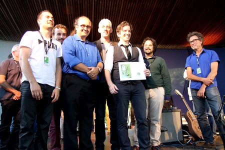3ème Prix des RDV de l'Erdre / France Blues : Magic Monkeys
