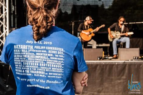 @ Sierre Blues Festival, Sierre, 08/09/10/11.07.2015 (c) Christophe Losberger