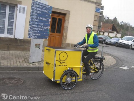 libricyclette