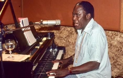Memphis Slim 1986_04_15 studio Sysmo